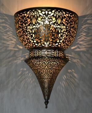 Moroccan Wall Light Goccia