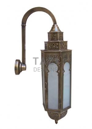 Moroccan Wall Lantern – Bozzolo