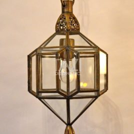 Moroccan Pendant Light, Octa