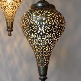 Moroccan Pendant Light, Stalactita