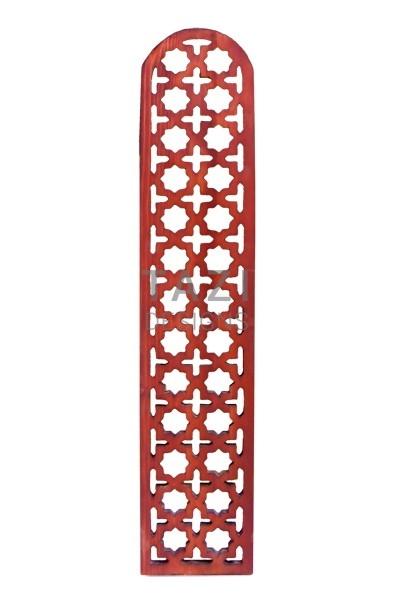 Custom Moroccan Wood Panels