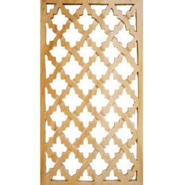 Exotic Lattice Screen, 12×24