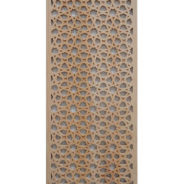 Arabesque Wood Panel