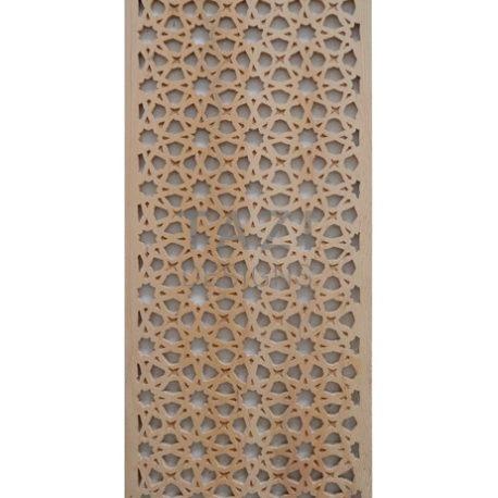 Arabesque Wood Panel