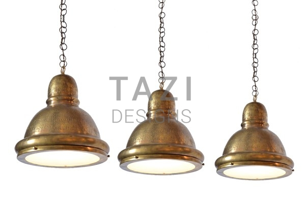 Industrial Kitchen Pendant Lights