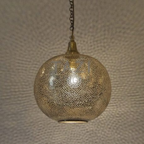 Contemporary Pendant Ball Light