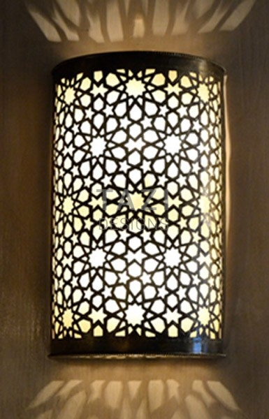 Arabesque Wall Sconce – Tastir