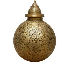 Luxury Moroccan Pendant Light – Sol