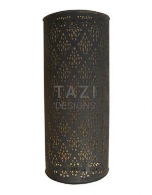 Moroccan Brass Sconce – Kendra Dark