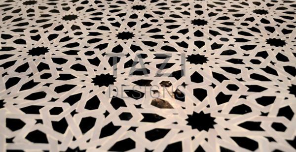 Moorish Mosaic Tile Pattern