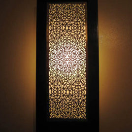 Luxury Moroccan Wall Light 24