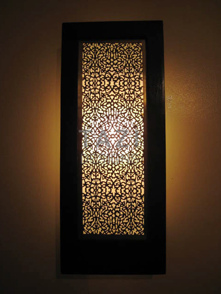 Luxury Moroccan Wall Light 24 Tazi Designs