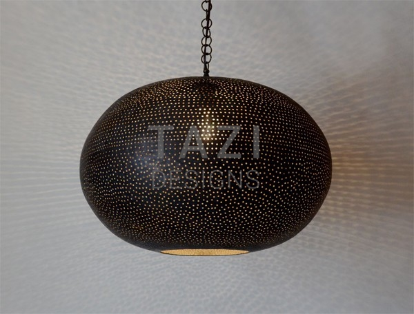 Moorish Pendant Lamp – Khara – Large