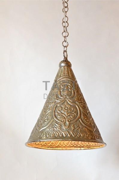Moroccan Vintage Pendant Light – Tribal