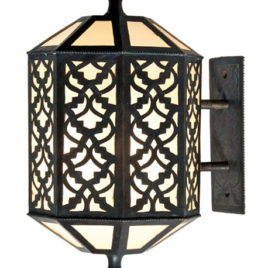 Moroccan Outdoor Sconce – Bundi