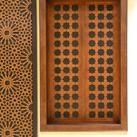 Moorish Architectural Woodwork – Medina Hotel