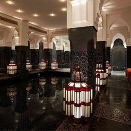 Mamounia Hotel Moroccan Lanterns