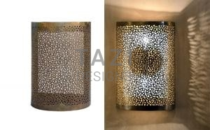 Moorish Wall Sconce – Pin Dot