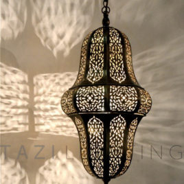 Moroccan Pendant Light – Peanut
