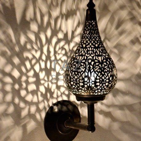 Moroccan Wall Sconce – Stalactita