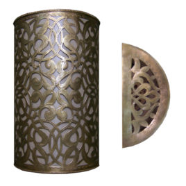 Moroccan Wall Sconce – Jabiri