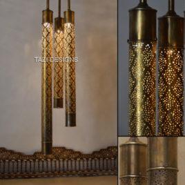 Contemporary Moroccan Tubular Cluster – Tanif