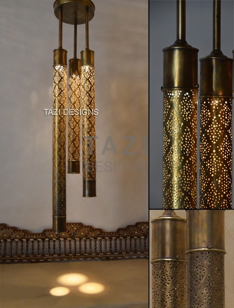 Contemporary Moroccan Tubular Cluster – Tanif