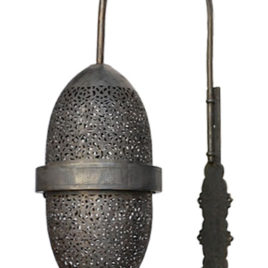 Indoor or Outdoor – Wall Sconce Oblong Egg