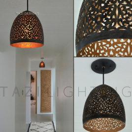 Contemporary Moorish Pendant Light – Husni