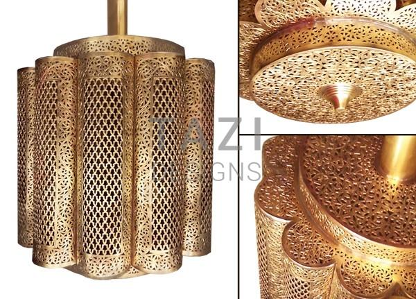 Moroccan Hanging Light – Shuna