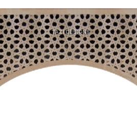 Custom Moroccan Arch, Arabesque