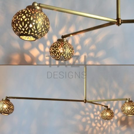 Contemporary chandelier – Y Lighting Fixture
