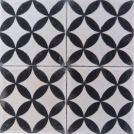 Cement Tile, Circles