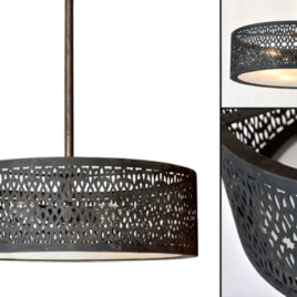A Modern Moroccan Light – Stella
