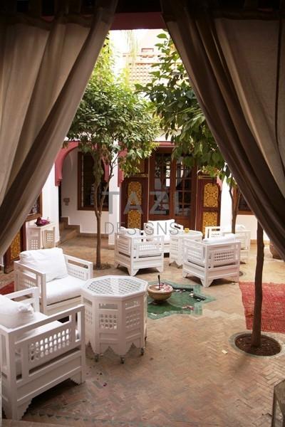 Riad Sadaka in Marrakech