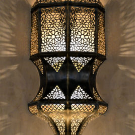 Moroccan Wall Sconce – Lucy