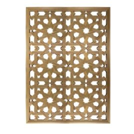 Linear Moroccan Screen