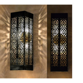 Indoor Outdoor Wall Sconce, Vine 2