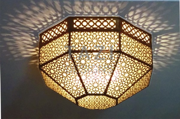 Lacework Ceiling Light Fixture