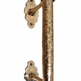 Moroccan Brass Door Pull
