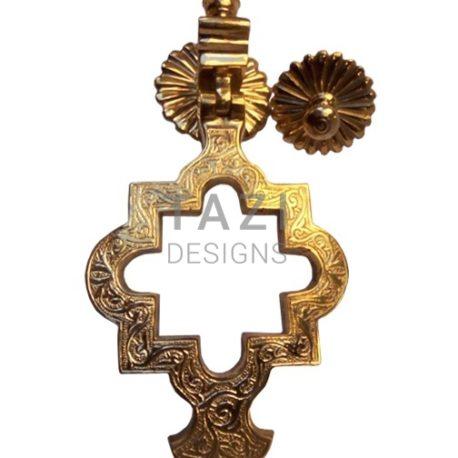 Moroccan Brass Door Knockers – 0202