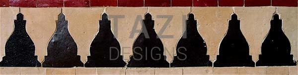 Mosaic Frieze 1