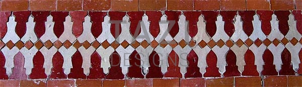 Mosaic Frieze 2
