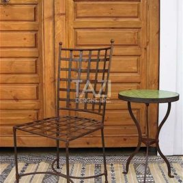 Patio Chair – Napa (Side)