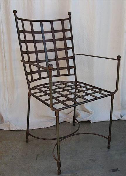 Patio Chair – Napa Armchair
