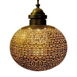 Modern Moroccan Lamp Fixture – Mandarine