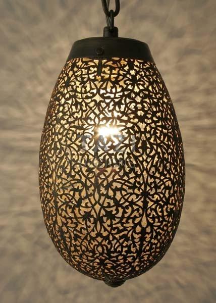Grape – Pendant Brass Lamp