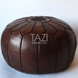 Rou – Brown Pouf