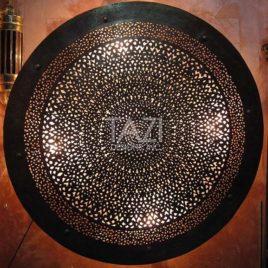 Moroccan Hotel Lamp – Dish