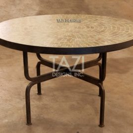 Moroccan Mosaic Table – 48